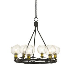 Soria - Six Light Chandelier