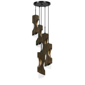 Zamora - Five Light Pendant