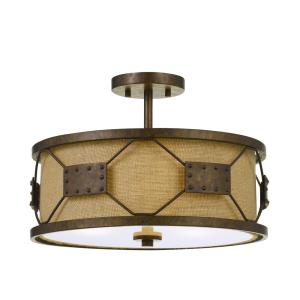 Ragusa - Three Light Convertible Pendant