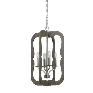 Portici - Four Light Pendant