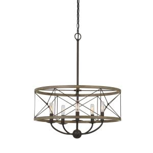 Modica - Five Light Pendant