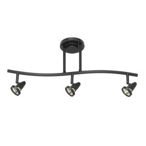 "Serpentine - 24.8"" 20W 1 LED Track Light"