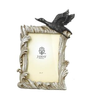 """6.5"""" Wild Duck Picture Frame"""