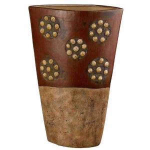 """Roseville - 17.25"""" Roseville Ceramic Vase"""