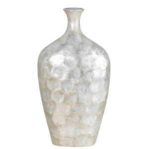 Genuine Seashell Vase