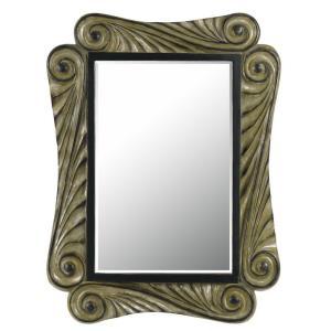 """Capri - 30"""" Rectangular Mirror"""
