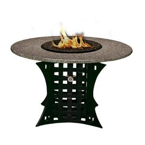 La Costa - Dining Height Outdoor Fireplace