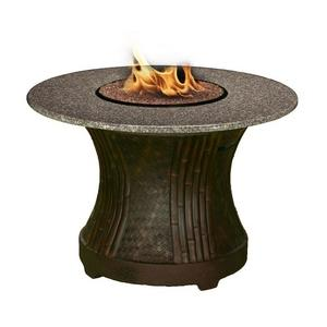 Tradewinds - Dining Height Firepit