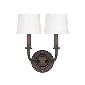 Chastain - Two Light Wall Sconce