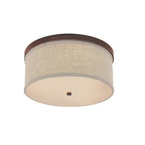 Midtown - Three Light Flush Mount