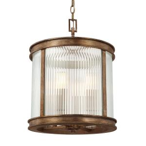Reid - 14.25 Inch Four Light Pendant