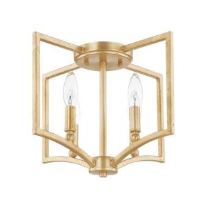 "Regan -13.25""  Four Light Foyer"