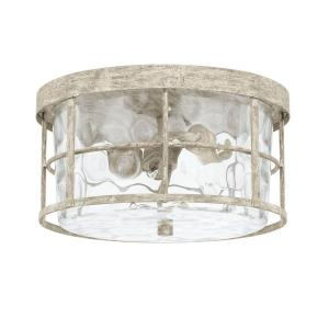 Beaufort - Two Light Flush Mount