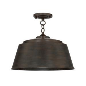 Tybee - One Light Semi-Flush Mount