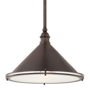 Langley - 2 Light Pendant