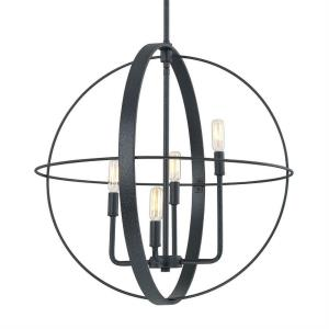 23 Inch Four Light Pendant