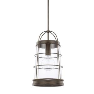 "Beaufort - 11"" One Light Pendant"