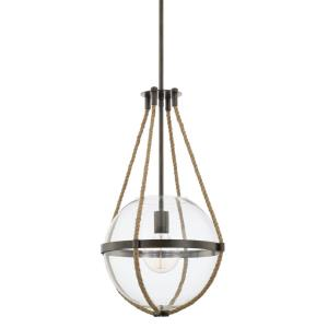 "Beaufort - 13.25"" One Light Pendant"
