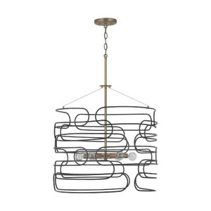 Arlo - 22 Inch 6 Light Pendant