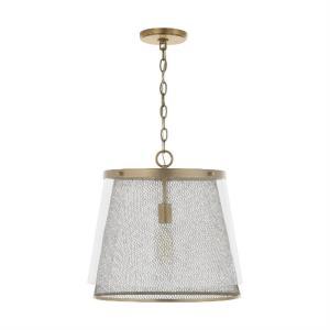 Abbott - 16.25 Inch 1 Light Pendant - in Modern style - 16.25 high by 15.5 wide