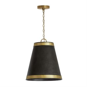 15 Inch 3 Light Pendant - in Urban/Industrial style - 15 high by 15 wide
