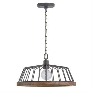 10.5 Inch One Light Pendant