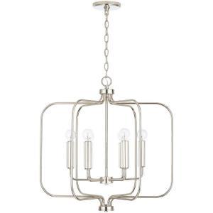 Della - 6 Light Pendant