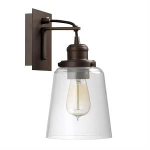 11.75 Inch 1 Light Wall Sconce