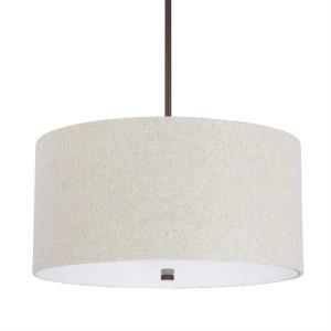 Loft - 4 Light Pendant - in Modern style - 24 high by 50.5 wide