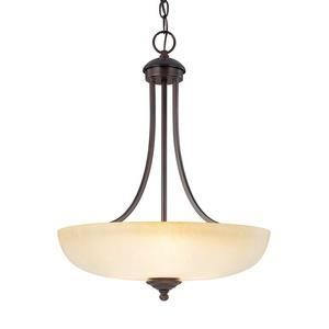Chapman - Three Light Pendant