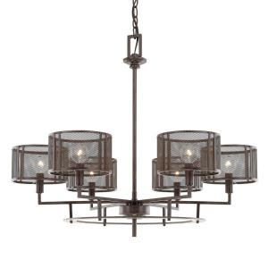 Bennett - Six Light Chandelier