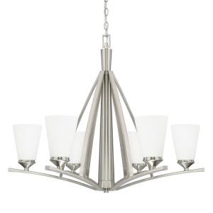 Boden - Six Light Chandelier