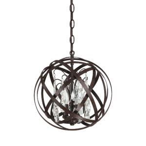 Axis - 3 Light Pendant