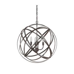 Axis - Four Light Pendant