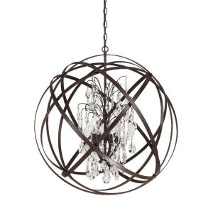 Axis - 6 Light Pendant