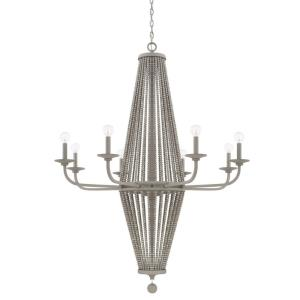 Kima - Eight Light Chandelier