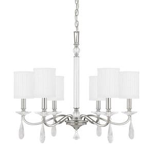 Alisa - Six Light Chandelier