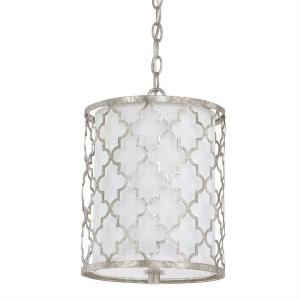 Ellis - 2 Light Pendant - in Transitional style - 10 high by 13.5 wide