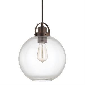 Pendants - 12.75 Inch 1 Light Pendant