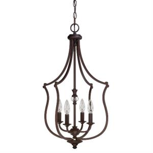 Leigh - 28 Inch 4 Light Foyer