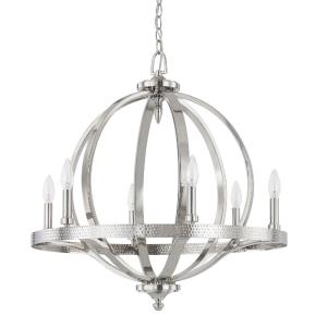 Brayden - 6 Light Pendant