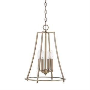Dawson -19 Inch  Four Light Foyer