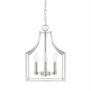 Wright -18 Inch  Four Light Foyer