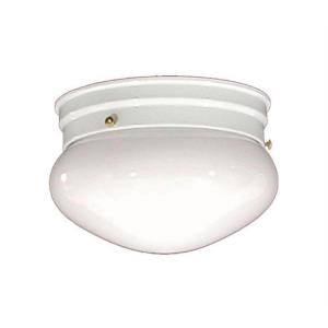 4 Inch 1 Light Flush Mount