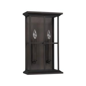 West Port - Two Light Wall Sconce