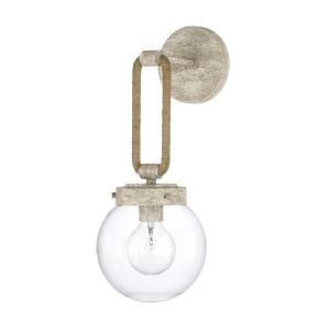 "Beaufort - 17.75"" One Light Wall Sconce"