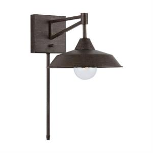 18 Inch 1 Light Swing Arm Wall Sconce
