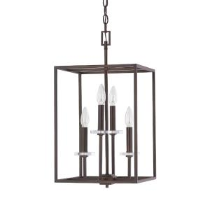 Morgan - 22.75 Inch 4 Light Foyer