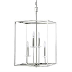 "Morgan - 26.75"" 4 Light Foyer"