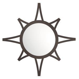 38 Inch Sunburst Decorative Mirror